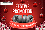 Win a 3D2N staycation and get $35 to $60 off Bridgestone tyres