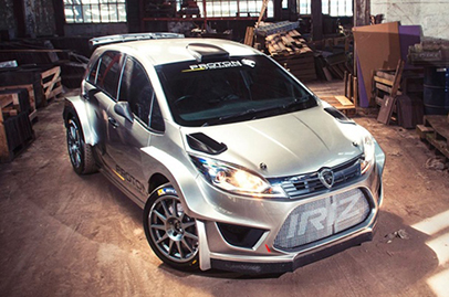 Proton will enter WRC with its new Iriz R5