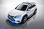 BYD debuts the Tang SUV