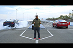 Battle of the 700bhp sedans