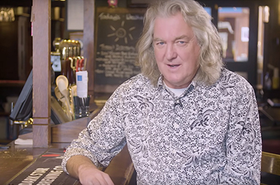 James May gives advice for those who want to be a motoring journalist