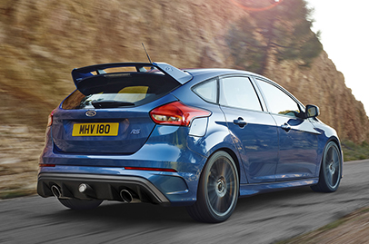 Focus RS's 'Drift Mode' almost did not exist