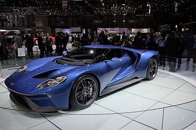 Ford makes it hard for you to get your hands on its GT