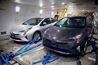 Another photo leak - Toyota's all new Prius!