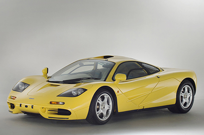 World's lowest mileage McLaren F1 up for sale in U.K.