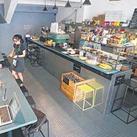 Brisk sales for home-grown Singapore cafe guide