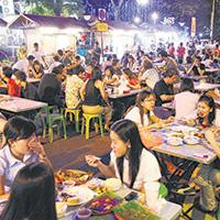 HAWKER FAVOURITES GET NEW TWISTS AT SINGAPORE FOOD FESTIVAL