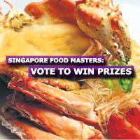 Don't agree with Michelin Guide? Vote dishes in Singapore Food Masters