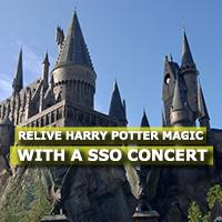 Symphonic Sorcery, featuring music from the first six Harry Potter films, is back in Singapore