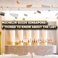 Michelin Guide Singapore: 7 things to know about Singapore's inaugural Michelin list