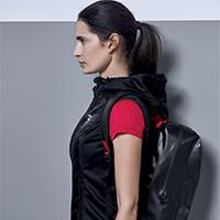 Ferrari presents its latest collection of men's and women's apparel in signature colours