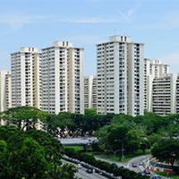 Selling and buying of flats goes online