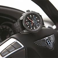 Breitling for Bentley introduces Supersports B55, the connected chronograph
