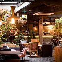Five beautiful garden-themed restaurants in Singapore