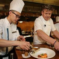 Gordon Ramsay judges Marina Bay Sands' inaugural Culinary Olympics