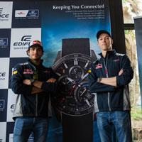2017 Casio EDIFICE Scuderia Toro Rosso Limited Edition models released