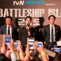 Korean stars sizzle up the red carpet at Marina Bay Sands