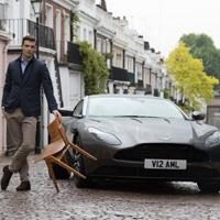 Hackett introduces third Aston Martin capsule collection - Autumn/Winter 2017