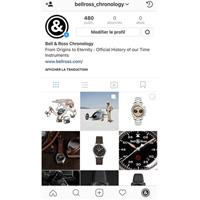 Bell & Ross launches a new Instagram account