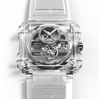 Bell & Ross unveils the BR-X1 Skeleton Tourbillon Sapphire