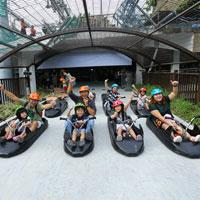 Skyline Enterprises invests $14 million to Skyline Luge Sentosa