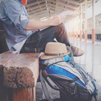 Four frequent travellers' hacks to travel light