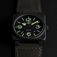 Bell & Ross introduces the new BR03-92 Nightlum