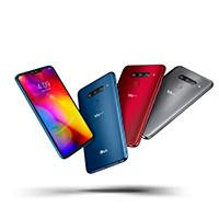 THE LAUNCH OF THE NEW LG V40 THINQ SMARTPHONE