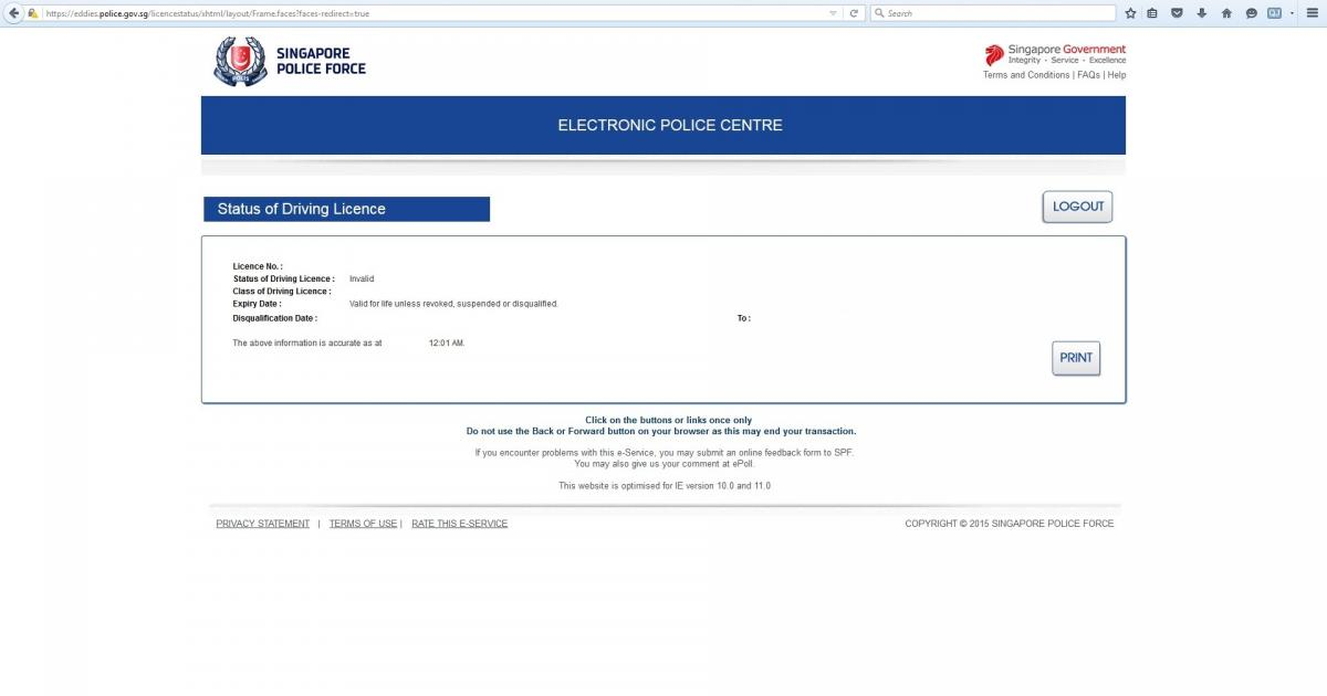 Check court date online singapore