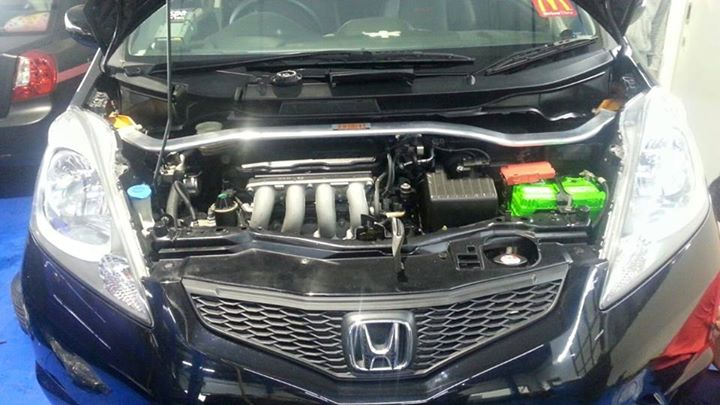2015 honda fit service manual