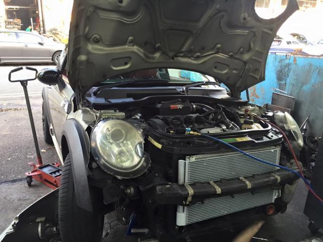 Yishun Industrial Park Car Workshop