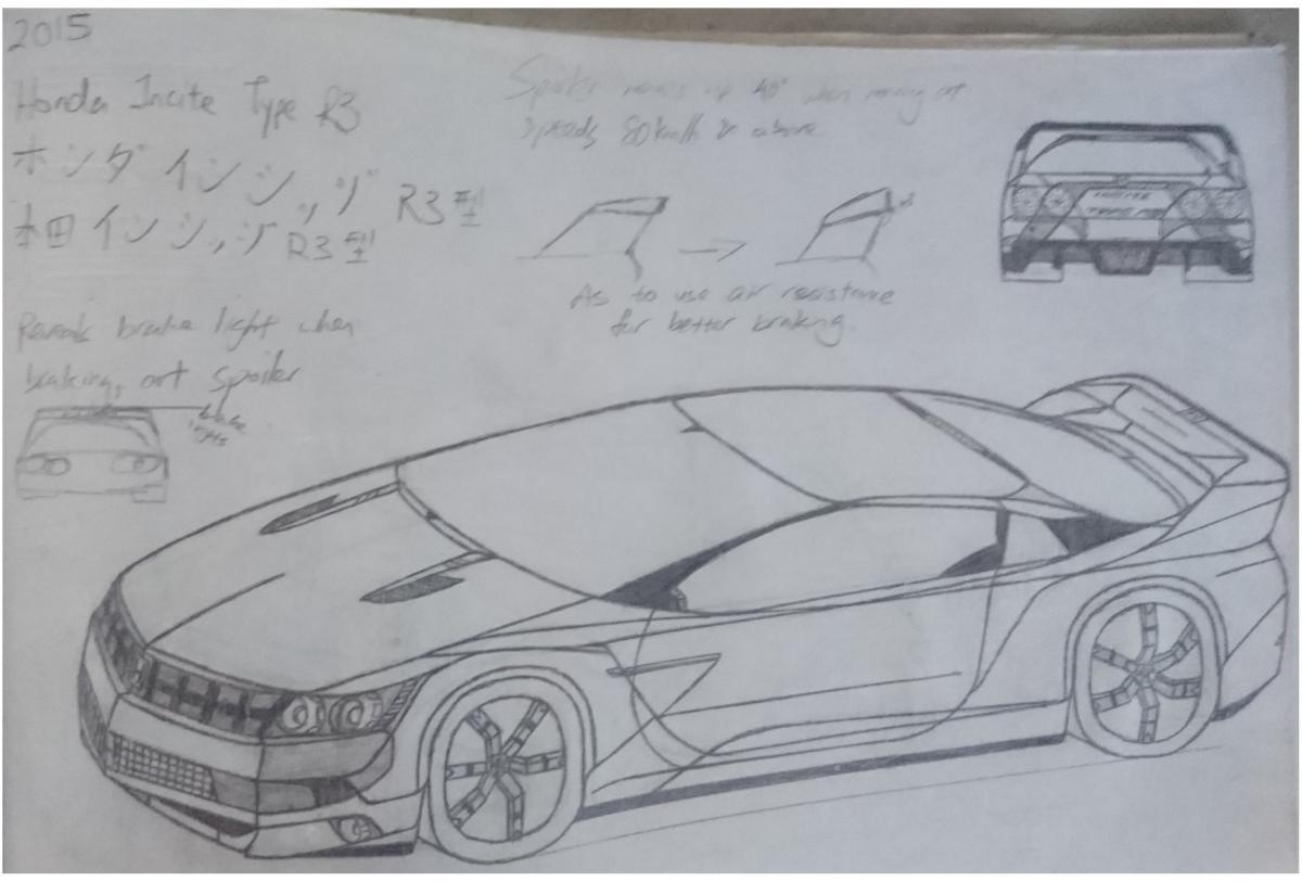 Drawing cars... - Lite & EZ - MyCarForum.com