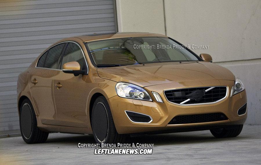 Undisguised photos of 2011 Volvo S60 - Conti Talk - MyCarForum.com