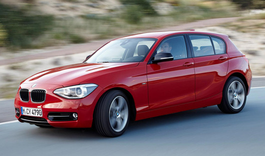 Attached Image: 2012_bmw_1series_hatchback.jpg