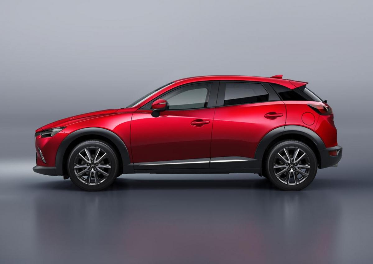 2015 mazda cx3 japanese talk. Black Bedroom Furniture Sets. Home Design Ideas
