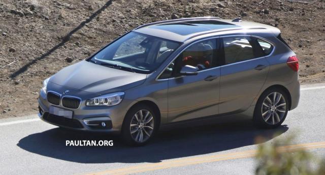 BMW Series Gran Tourer Conti Talk MyCarForumcom - Bmw 2 series gt