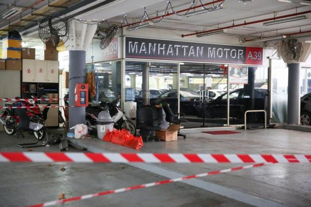 Manhattan Motor In Turf City Shuts Down General Car
