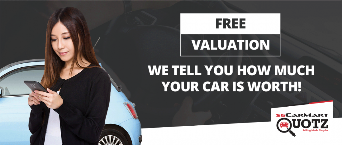 Free Valuation If You Are Selling Your Car - SgCarMart Quotz ...