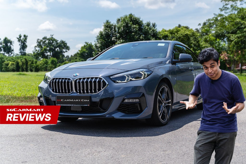 Does a coupe have to be pretty? We test the BMW 2 Series Gran Coupe!