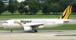 flug tiger airways