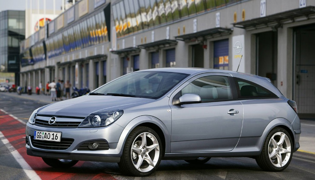 New Opel Astra Gtc Coupe Conti Talk Mycarforum