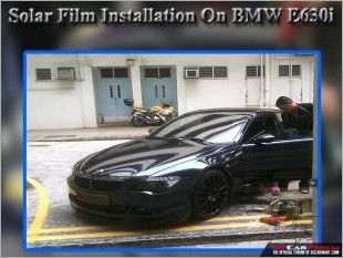 Solar Film Installation On BMW E630i_1.jpg