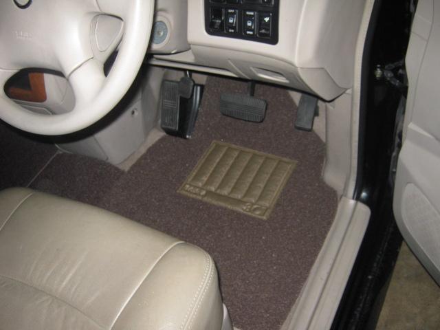 3A Saloon / SUV Customised Car Mat