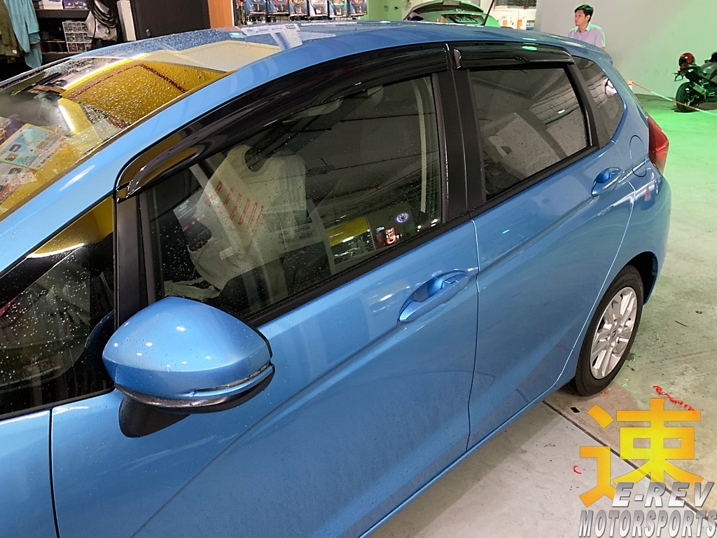 Honda Fit / Jazz 2019 Door / Window Visors