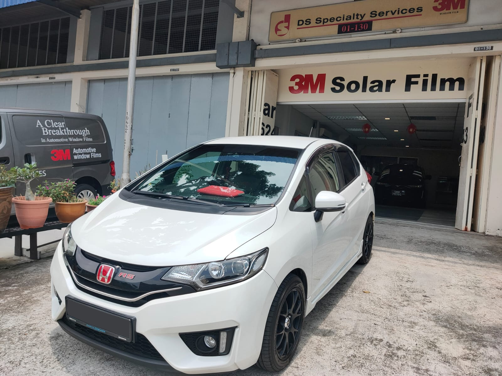 3M Crystalline Solar Film Hatchback / Sedan Package