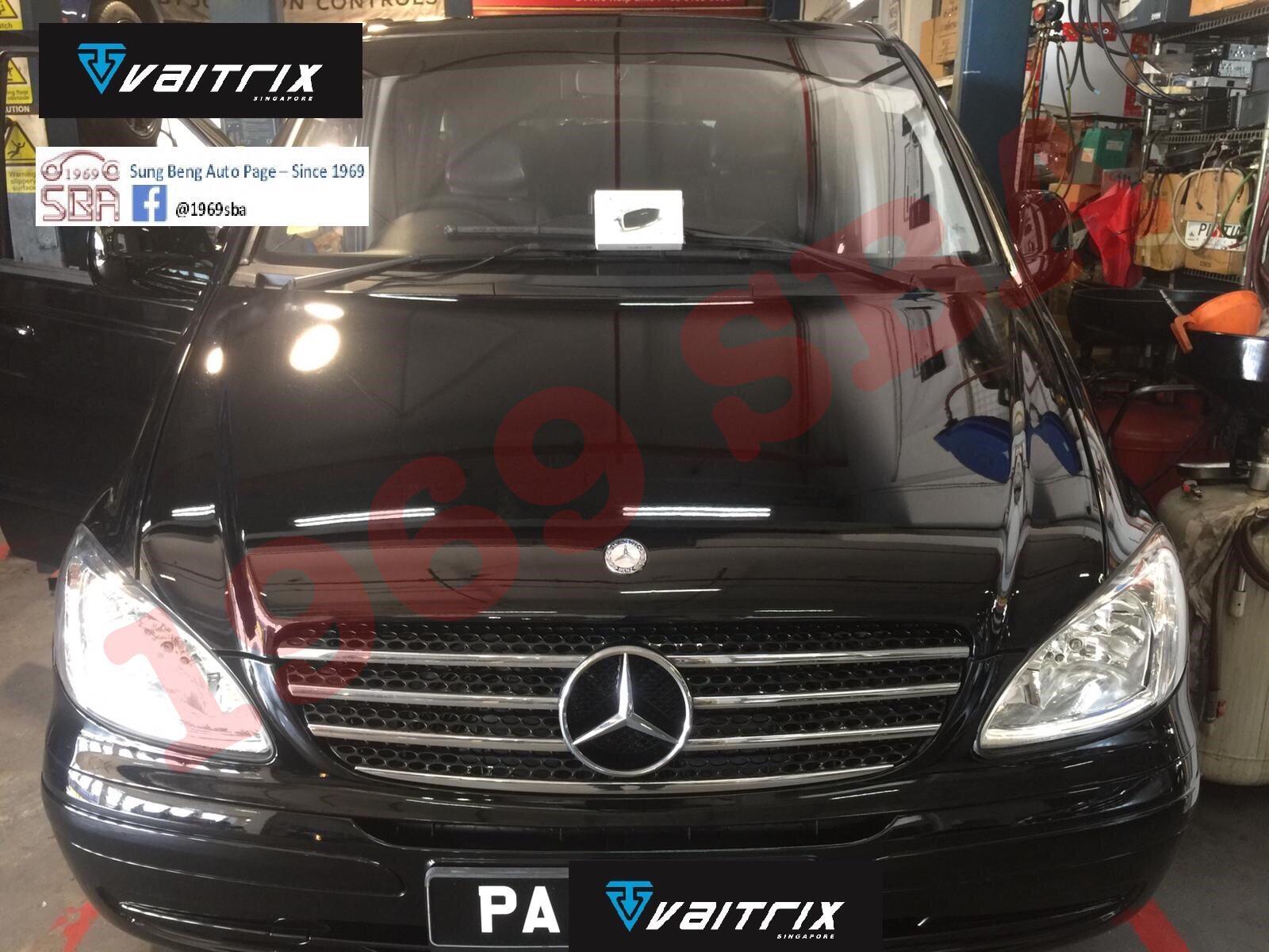 Throttle Controller For Mercedes-Benz Vito