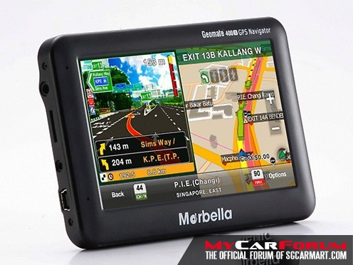 Marbella Geomate 400S 4.3