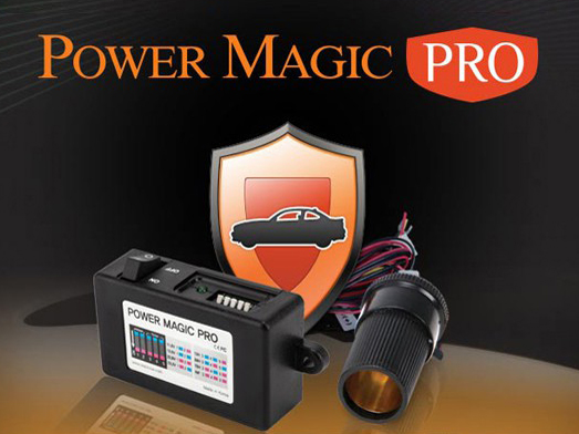 BlackVue Car Power Magic Pro For Parking Mode Add-On