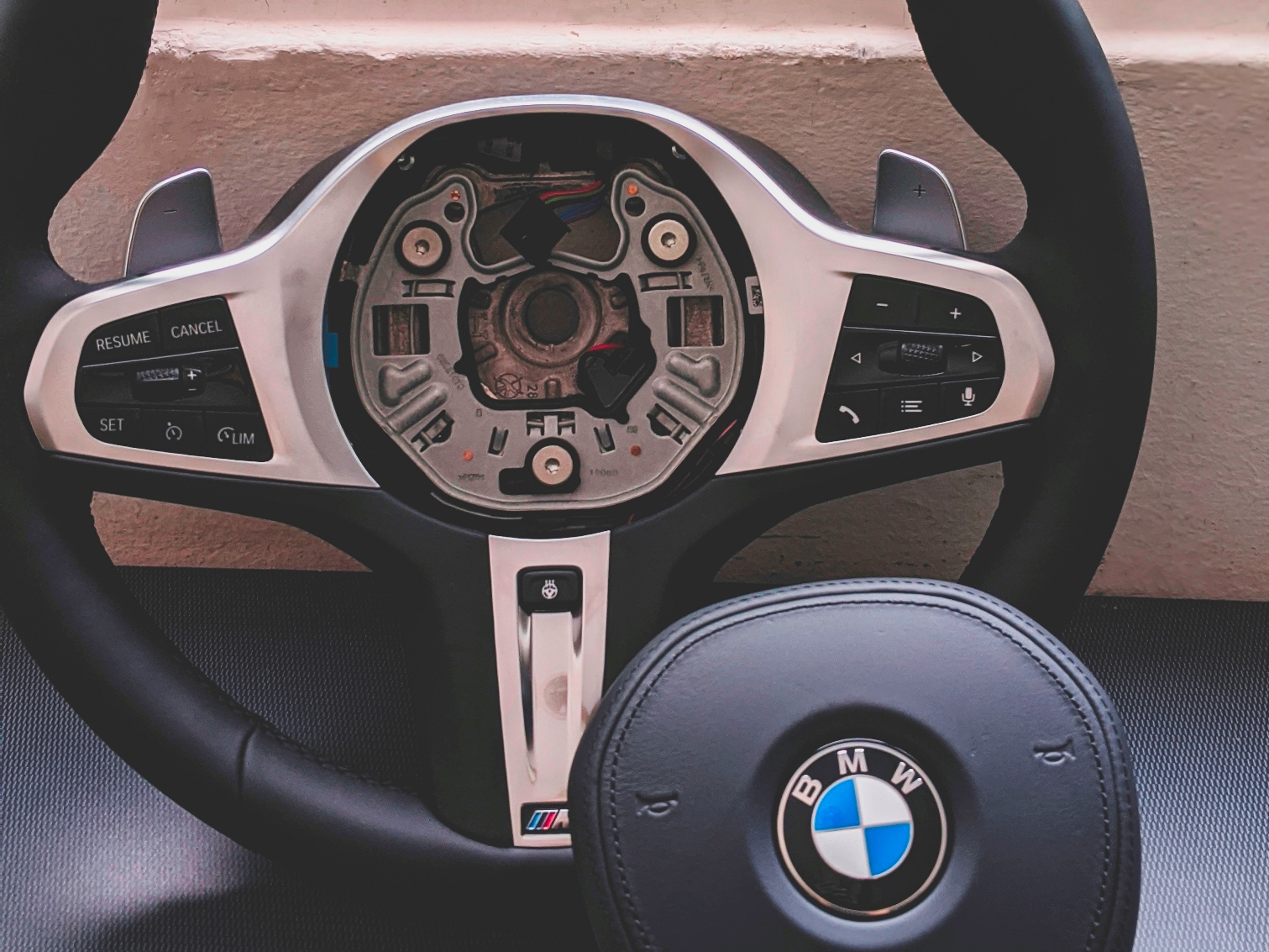 M-Sport BMW 3 Series / X3 Steering Wheel
