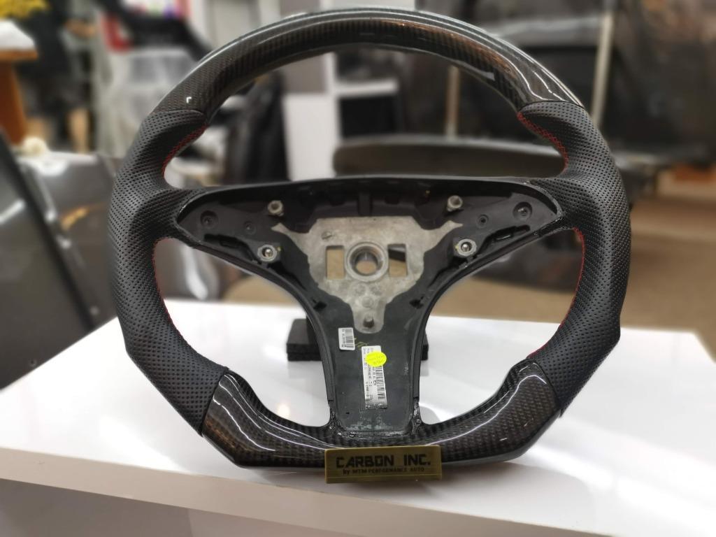 Mercedes Benz W204 Carbon Fiber Steering Wheel